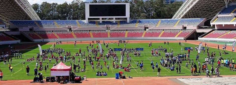 Afecavol voleibol toma el estadio nacional de costa rica for Puerta 27 estadio nacional